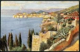 Blick Nach Ragusa, 1913, österreichische ADRIA-Ausstellung, Kilophot - Croatia