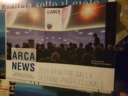 ARCA NEWS - Books, Magazines, Comics
