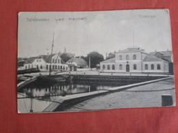 Toldboden Ved Havnen Odense  Denmark- Has Stamp & Cancel  Ref 3037 - Denmark