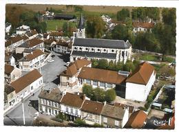 COYE LA FORET - Quartier De L'Eglise, Vue Aérienne - Frankrijk
