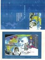 Argentina FDC 70° Anniversario Servizio Postale Aereo Piccolo Principe Antoine De Saint Exupery Aerofila 96 - FDC