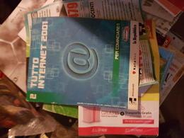 TUTTO INTERNET 2001 - Books, Magazines, Comics