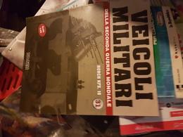 VEICOLI MILITARI (MODELLINO ESCLUSO) - Books, Magazines, Comics