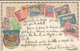 MEXICO, PC Circulated 1900 - Mexiko