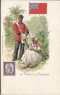 TRINIDAD AND TOBAGO, PC Uncirculated 1900 - Ansichtskarten