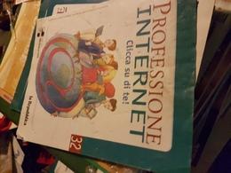 PROFESSIONE INTERNET - Books, Magazines, Comics
