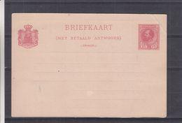 Pays Bas - Suriname - Carte Postale - Entier Postaux - Avec Pub Négociant De Timbres - Surinam ... - 1975