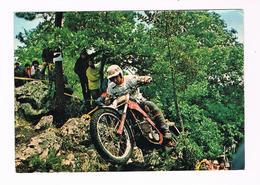 FANTIC 460. GILLES GURGAT. SAINT LEONARD DES BOIS.SPORT MOTO-CROSS. ENDURO. - Sport Moto
