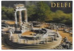 DELFI - Carte Lenticulaire 3D - Ed. Summer Dream Athens - 3D Holographic Card - Greece