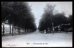 HUY  PROMENADE DE L'ILE - Hoei