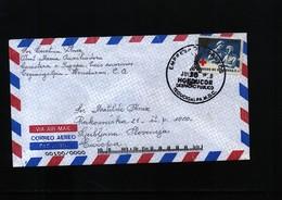 Honduras Interesting Airmail Letter - Honduras