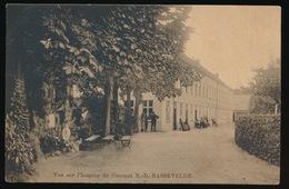 VUE SUR L'HOSPICE DU COUVENT N.D. BASSEVELDE - Assenede
