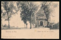 HUY  L'EGLISE DES R.P. DE LA SARTHE - Hoei