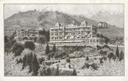 MERAN-MERANO-BOZEN-BOLZANO-PENSIONE -RISTORANTE=ORTENSTEIN=CARTOLINA ANNO 1925-35 - Merano