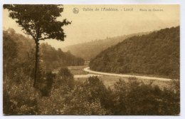 CPA - Carte Postale - Belgique - Vallée De L'Emblève - Lorcé - Route De Chevron ( CP5010 ) - Stoumont
