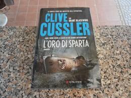 L'Oro Di Sparta - Clive Cussler - Books, Magazines, Comics
