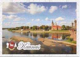 Kaunas Panorama - Lithuania