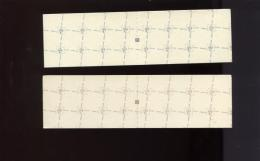 Belgie 1973 B10/B11 Carnet 10 & 11 Boudewijn Elstrom MNH + TELBLOK !!! - Carnets 1953-....