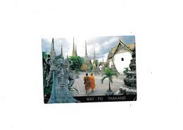 Caqrte Postale Asie Thailande Wat-Po - Thailand