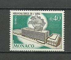 MONACO 1970 ** MNH  UNION POSTAL UNIVERSAL - Monaco