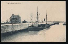ZEEBRUGGE   L'ECLUSE - Zeebrugge