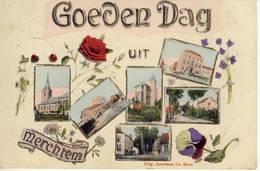 Goeden Dag Uit Merchtem 1912 - Merchtem