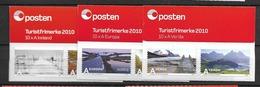 2010  MNH  Norway Booklet, Postfris** - Boekjes
