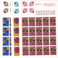 Liechtenstein, Kleinbogen Nr. 482/84**  (K 3467) - Bloques & Hojas