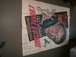 L'homme D'octobre-1947- Avec John MILLS Et Joan GREENWOOD - 1,6/1,25 M.- Imp.R.DELIGNE-ST DENIS-PARIS. - Posters
