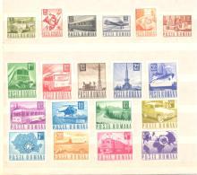 Michel #   2639 - 57  ** - 1948-.... Republics