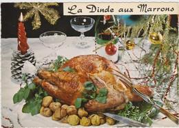 RECETTE DE CUISINE Emilie Bernard N° 97 La Dinde Aux Marrons - Recipes (cooking)