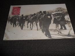 Grèce  Griekenland   Oorlog  Guerre  Carte Photo - Greece
