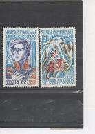 TERRES AUSTRALES Et ANTARCTIQUES Fçaises : 1ère Ascencion Du Mont ROSS : Portrait De ROSS, Mont Ross - Unused Stamps