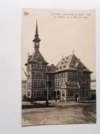 GENT- WERELDTENTOONSTELLING 1913 - Le Pavillon De La Ville De Liège  -  NO REPRO - Gent