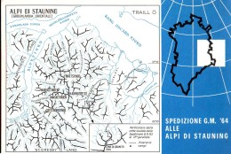 Stauning Alps East Groenlandia G.M. Expedition 1964 - Greenland