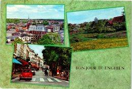 Belgique - ENGHIEN - Oblitération Chevaux (correspondance ORBEC) - Enghien - Edingen