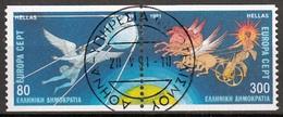 Griekenland Mi 1777,1778 C Europa Cept 1991 Gestempeld  Fine Used - Europa-CEPT
