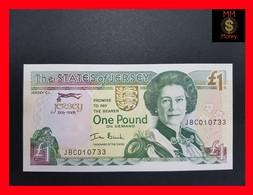 Jersey  1 £ 2004 P. 31 UNC *COMMEMORATIVE RARE* - Jersey