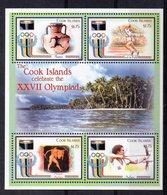 Iles COOK Timbres Neufs ** De 2000  ( Ref 5547 ) Sport - JO - Cook