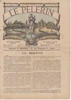 LE PELERIN 1896 15 Novembre L'anthropométrie De ZOLA, Czar Et Carnot, Mort De Mgr D'HULST, Inondations , Vendée Militair - Revues Anciennes - Avant 1900