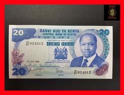 Kenya   20 Shilling 1981 P. 21a UNC- - Kenya