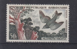 Gabun Michel Cat.No. Mnh/** 166 Bird - Gabon