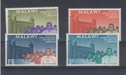 Malawi Michel Cat.No. Mnh/** 29/32 - Malawi (1964-...)