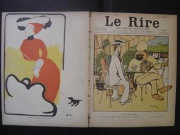 1901 LE RIRE Journal De Dessins Satiriques N° 337 Du 20 Avril - Books, Magazines, Comics