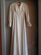 Robe De Mariée Automne  Hiver  - - Mariage
