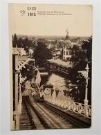 GENT- WERELDTENTOONSTELLING 1913 - Panorama Genomen Van De WATERCHUTE   -  NO REPRO - Gent