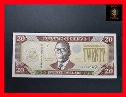 Liberia  20 $ 2006 P. 28c UNC - Liberia