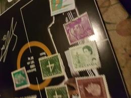 CANADA REGINA ELISABETTA - Stamps