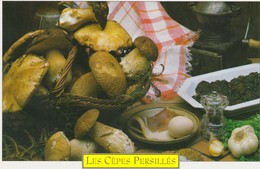 RECETTE DE CUISINE Champignons Les Cèpes Persillés - Recipes (cooking)