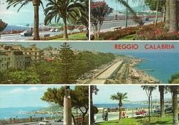 Reggio Calabria (Calabria) Vedute E Scorci Panoramici, Views, Vues - Reggio Calabria